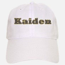Kaiden Gold Diamond Bling Baseball Baseball Baseball Cap