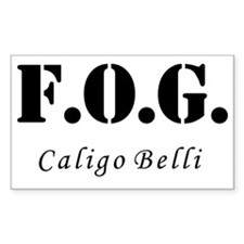 FOG Rectangle Decal