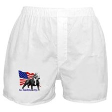 Funny Am staff Boxer Shorts