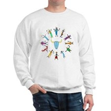 Sacred Circle - Men's Sweatshirt