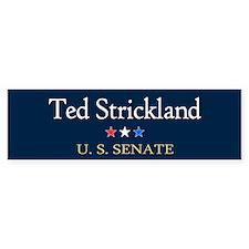 Ted Strickland -- U S Senate Bumper Stickers