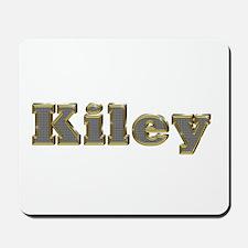 Kiley Gold Diamond Bling Mousepad