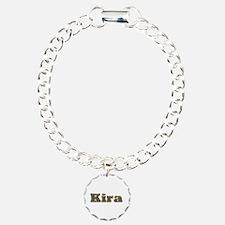 Kira Gold Diamond Bling Bracelet