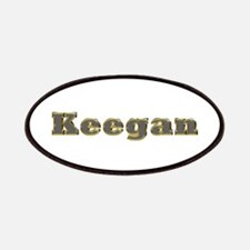 Keegan Gold Diamond Bling Patch
