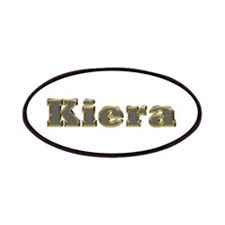 Kiera Gold Diamond Bling Patch