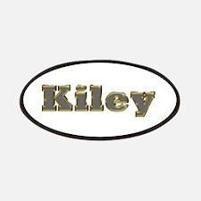 Kiley Gold Diamond Bling Patch