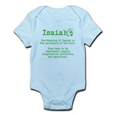 The Meaning of Isaiah Body Suit