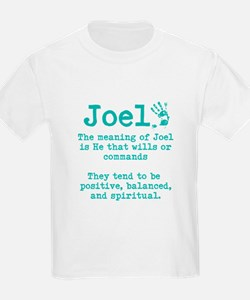 The Meaning of Joel T-Shirt
