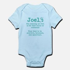 The Meaning of Joel Body Suit