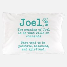 The Meaning of Joel Pillow Case
