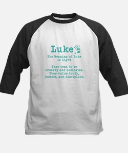The Meaning of Luke Baseball Jersey