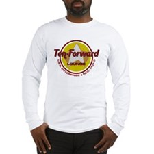 Ten-Forward Long Sleeve T-Shirt
