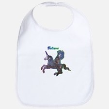 Space Unicorn Bib