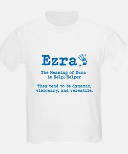 The Meaning of Ezra T-Shirt