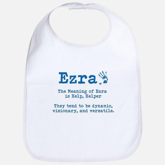 The Meaning of Ezra Bib