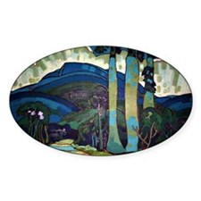 Manookian - Hawaiian Landscape Decal