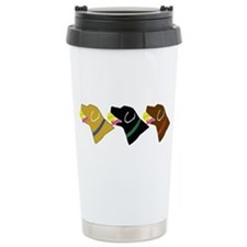 Cute Labrador retriever Travel Mug