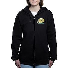 Cute Eco friendly Women's Zip Hoodie