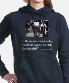 Can they suffer DARK SHIRT.png Women's Hooded Swea
