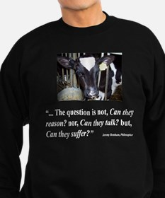 Can they suffer DARK SHIRT.png Sweatshirt