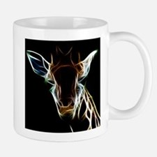 Abstract Giraffe Mug