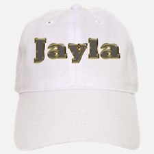 Jayla Gold Diamond Bling Baseball Baseball Baseball Cap