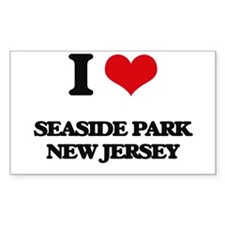 I love Seaside Park New Jersey Decal