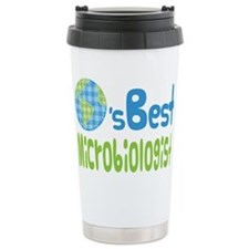 Cute Microbiologist Travel Mug