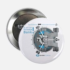 """Darkcoin Be Your Own 2.25"""" Button (10 Pack)"""
