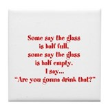 Funny sayings Drink Coasters