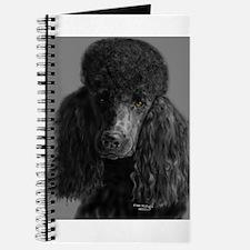 standard poodle black Journal
