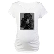 standard poodle black Shirt