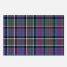 Tartan-MacDonald of Clanr Postcards (Package of 8)