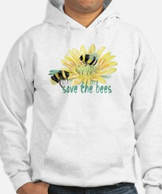 Save the Bees Jumper Hoody