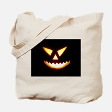 Punkin Face Tote Bag