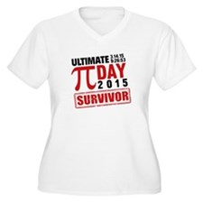 Ultimate Pi Day Survivor T-Shirt