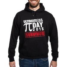 Ultimate Pi Day Survivor Hoodie