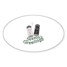 Seasons Greetings Bumper Stickers