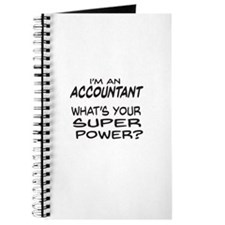 Accountant Super Power Journal