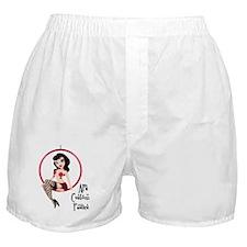 Lyra Girl Boxer Shorts