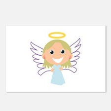 Smiling Angel Postcards (Package of 8)