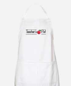 Teacher's Pet BBQ Apron