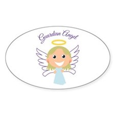 Guardian Angel Decal