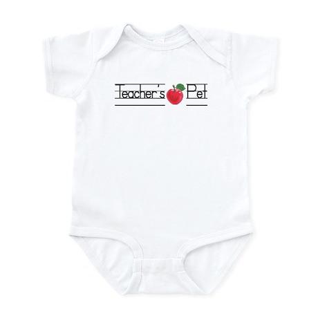Teacher's Pet Infant Bodysuit