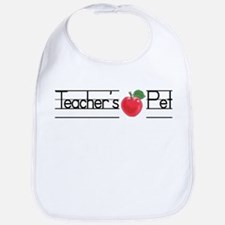 Teacher's Pet Bib