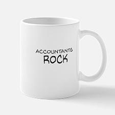 Accountants Rock Mugs