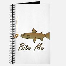 Bite Me Fish Journal