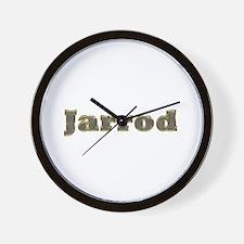 Jarrod Gold Diamond Bling Wall Clock