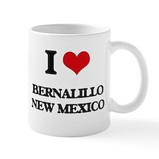 I love Bernalillo New Mexico Mugs