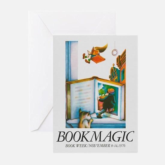 1976 Children's Book Week Greeting Cards (10 P